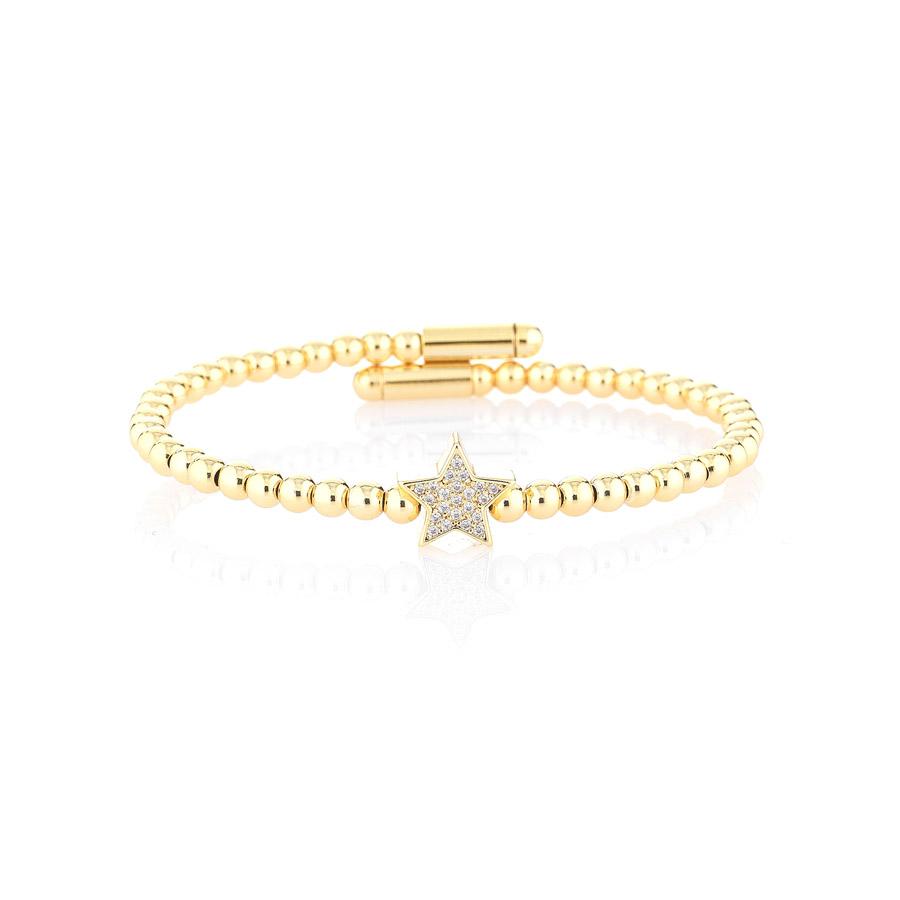 Bracciale Stella Gold