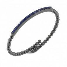 Tennis Black Brill Blu
