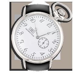 Silver 42 mm