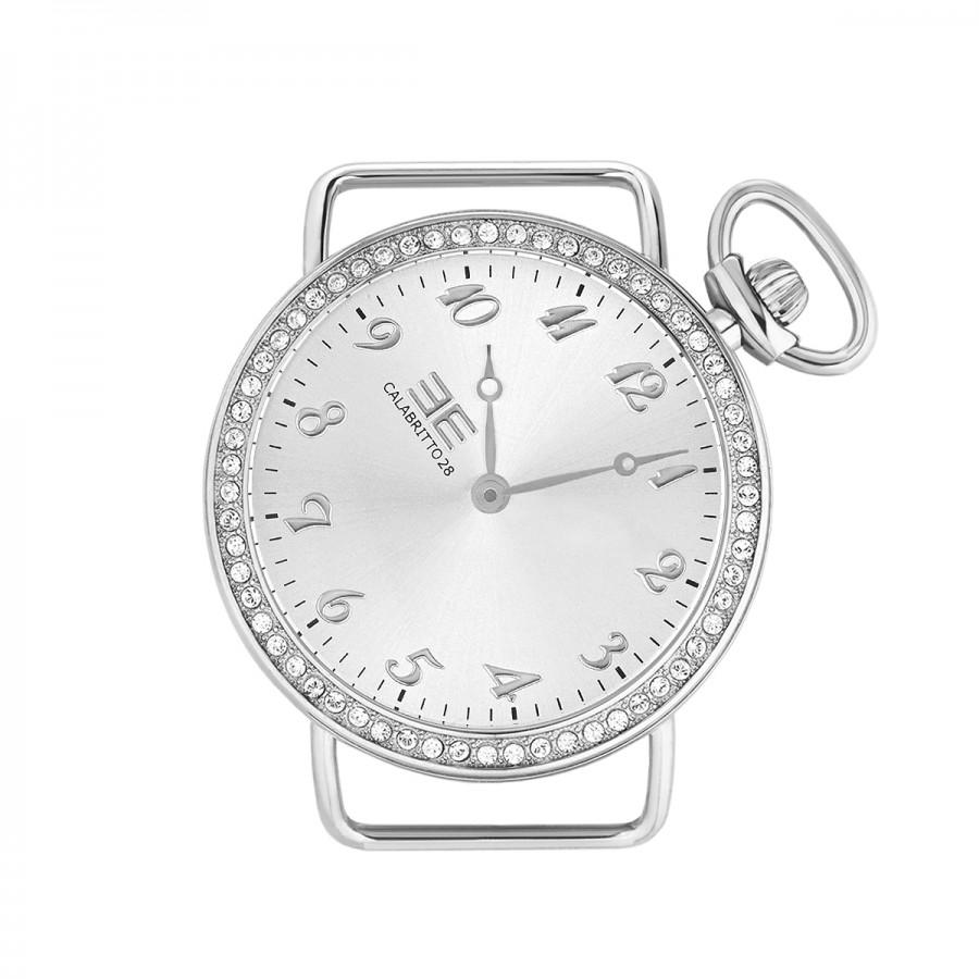 Silver Brill Grey 32 + Saffiano Grigio Scuro