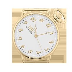 Gold Slim - Orologio con cinturino intercambiabile