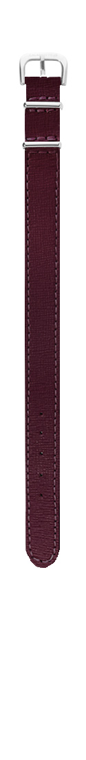 Saffiano Bordeaux (16 mm)