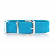 Azzurra - Cinturino in Tessuto